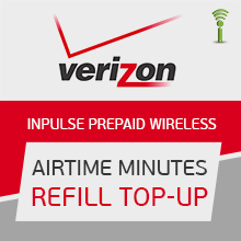 Verizon Wireless Prepaid Instant Top Up RTR